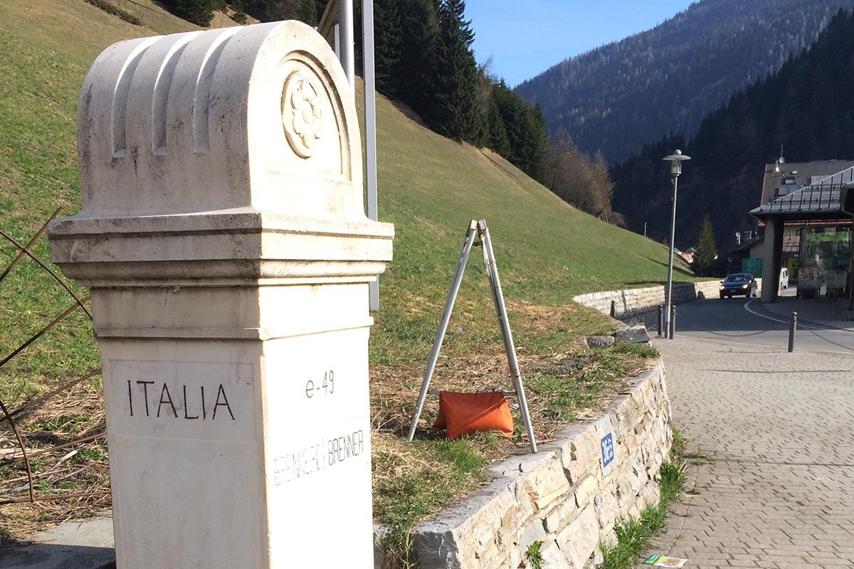 Brennerpass 1370m