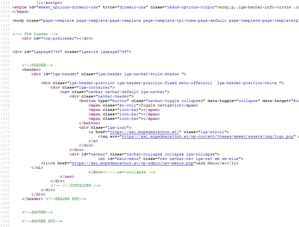 Neue Webseite im Aufbau.