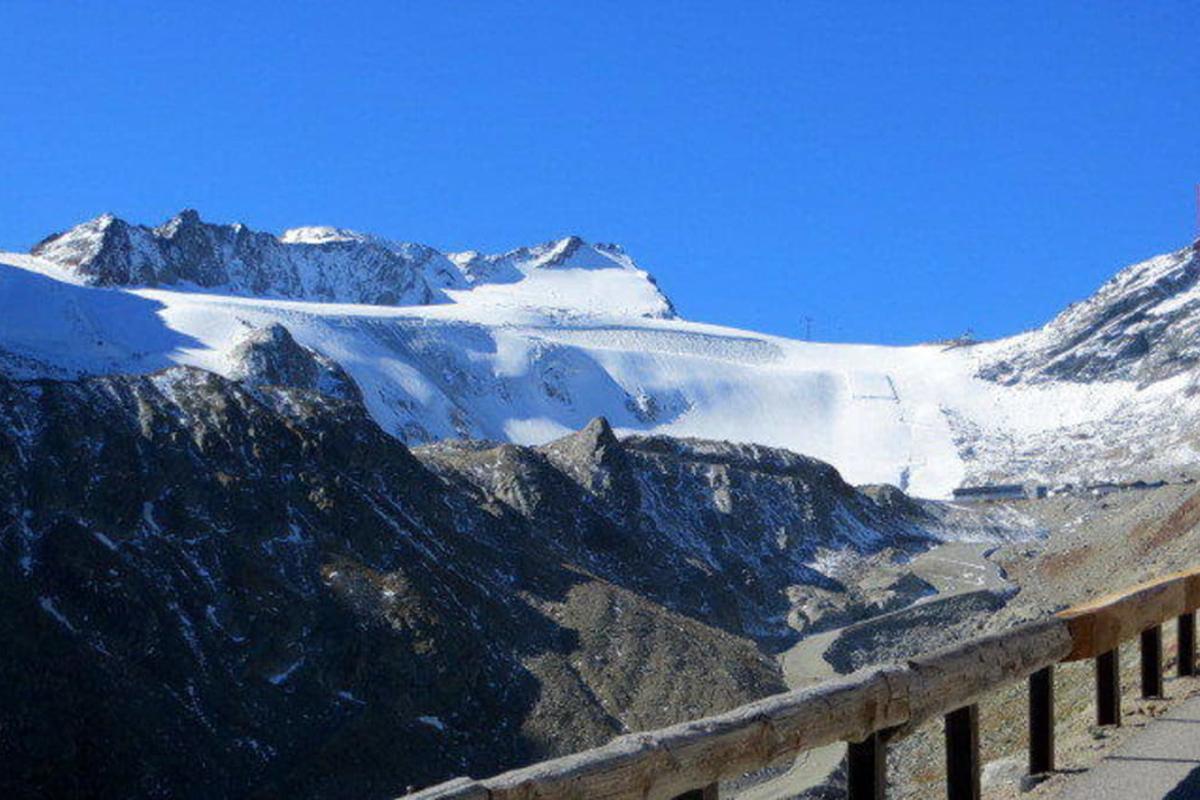 Rettenbachgletscher 2610m