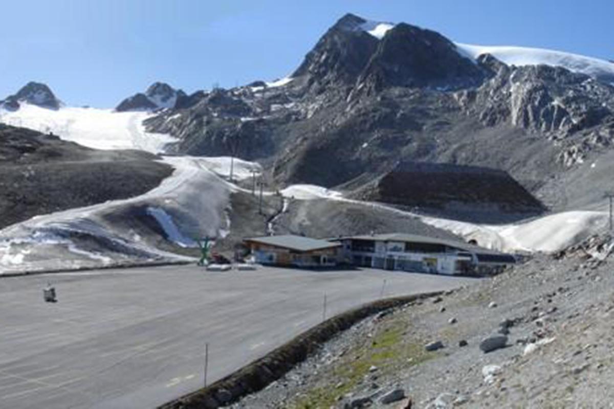 Tiefenbachgletscher 2830m